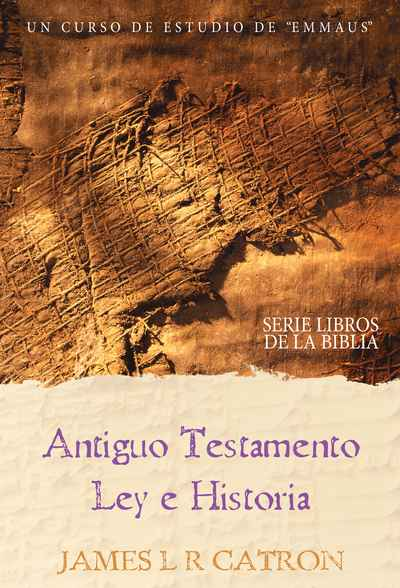 course cover Old Testament - Law and History
