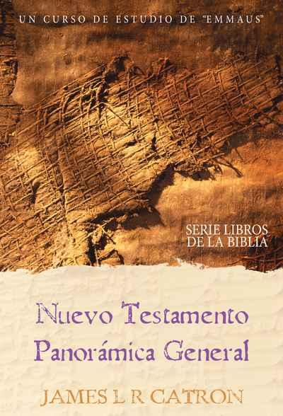 portada del curso Nuevo Testamento - Panorámica General