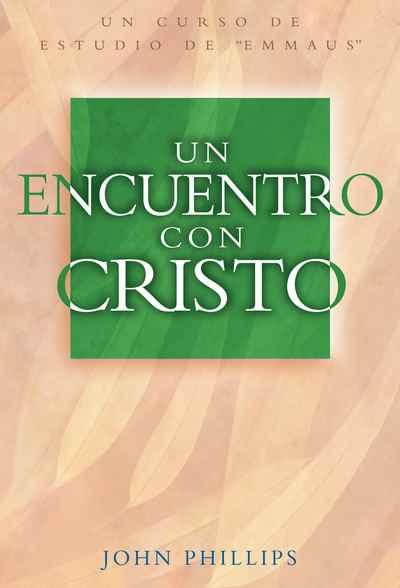 portada del curso Un encuentro con Cristo