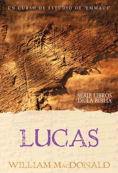 portada del curso El evangelio según Lucas